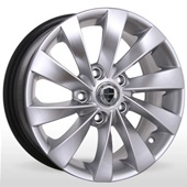 Автомобильный колесный диск R17 5*112 ALLANTE-171 HS - W7.5 Et40 D66.6