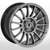 Автомобильный колесный диск R14 4*108 ALLANTE-184 HB - W6 Et25 D67.1