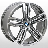 Автомобильный колесный диск R19 5*120 ALLANTE-5035 GMF (BMW) - W8.5 Et33 D74.1
