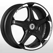 Автомобильный колесный диск R14 4*100 / 4*108 ALLANTE-561 DBCL - W6.0 Et17 D73.1