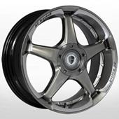 Автомобильный колесный диск R17 4*100 / 4*114,3 ALLANTE-561 HBCL - W7 Et40 D73.1