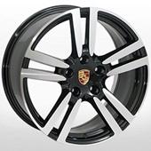 Автомобильный колесный диск R19 5*130 ALLANTE-581 BF (Porsche) - W8.5 Et50 D71.6