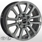 Автомобильный колесный диск R18 6*139,7 ALLANTE-T642 HB (Toyota, Lexus) - W7.5 Et25 D106.1