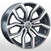 Автомобильный колесный диск R18 5*120 B110 GMF (BMW) - W8.5 Et48 D72.6