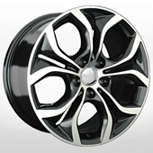 Автомобильный колесный диск R19 5*120 B116 BKF (BMW) - W9.0 Et37 D74.1