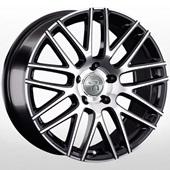 Автомобильный колесный диск R18 5*112 B208 BKF (BMW) - W8.0 Et30 D66.6