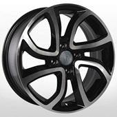 Автомобильный колесный диск R16 4*108 Ci37 BKF (Citroen) - W6.5 Et23 D65.1