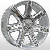 Автомобильный колесный диск R22 6*139,7 CL777 S (Cadillac) - W9.0 Et24 D77.8
