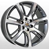 Автомобильный колесный диск R22 6*139,7 CL972 GMF (Cadillac) - W9.0 Et31 D78.1