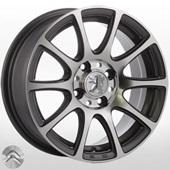 Автомобильный колесный диск R14 4*108 CN-1101 MK-P (Citroen, Peugeot) - W6 Et25 D65.1