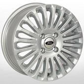 Автомобильный колесный диск R15 4*108 FD-1801 S (Ford) - W6.0 Et52 D63.4