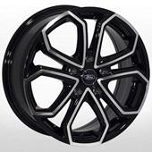 Автомобильный колесный диск R16 5*108 FD-1803 BMF (Ford) - W6.5 Et50 D63.4