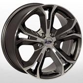 Автомобильный колесный диск R17 5*108 FD-1810 MK-P (Ford) - W7.5 Et52 D63.4