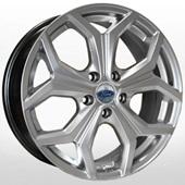 Автомобильный колесный диск R16 5*108 FD-1812 HS (Ford) - W6.5 Et52 D63.4
