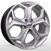 Автомобильный колесный диск R17 5*108 FD-1817 HS (Ford) - W7.0 Et52 D63.4