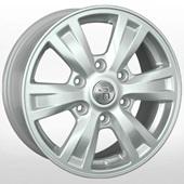 Автомобильный колесный диск R16 6*139,7 FD101 S (Ford) - W7.0 Et55 D93.1