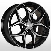 Автомобильный колесный диск R14 4*114,3 GM-9006 BP (Chevrolet) - W6.0 Et37 D56.6