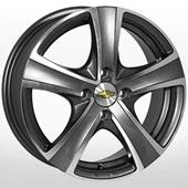 Автомобильный колесный диск R14 4*100 GM-9008 MK-P (Chevrolet) - W5.5 Et44 D56.6