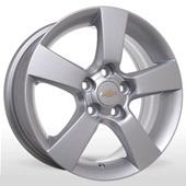 Автомобильный колесный диск R15 5*105 GM-9011 HS (Chevrolet) - W6 Et39 D56.6