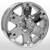 Автомобильный колесный диск R20 6*139,7 GM03 CH (GMC) - W8.5 Et31 D78.1