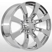 Автомобильный колесный диск R20 6*139,7 GM737 CH (GMC) - W8.5 Et31 D78.1