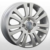 Автомобильный колесный диск R14 4*100 GN13 S (Chevrolet) - W5.5 Et45 D56.6