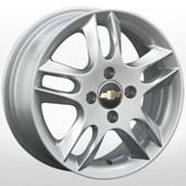 Автомобильный колесный диск R14 4*100 GN21 S (Chevrolet, Opel) - W5.5 Et39 D56.6