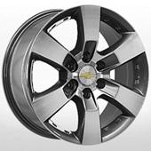 Автомобильный колесный диск R17 6*127 GN388 GMF (Chevrolet) - W7.5 Et31 D76.1