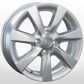 Автомобильный колесный диск R15 4*100 GN45 S (Chevrolet) - W6.0 Et39 D56.6