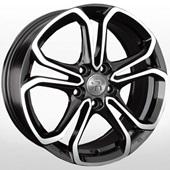 Автомобильный колесный диск R16 5*105 GN94 BKF (Chevrolet, Opel) - W6.5 Et39 D56.6