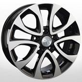 Автомобильный колесный диск R16 5*114,3 H51 BKF (Honda) - W6.5 Et45 D64.1