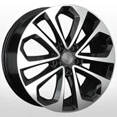 Автомобильный колесный диск R17 5*114,3 H60 BKF (Honda) - W7.5 Et55 D64.1