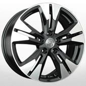 Автомобильный колесный диск R18 5*114,3 H80 BKF (Honda) - W7.0 Et50 D64.1