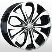 Автомобильный колесный диск R17 5*114,3 HND135 BKF (Hyundai, Kia) - W7 Et41 D67.1