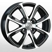 Автомобильный колесный диск R15 4*100 HND203 BKF (Hyundai, Kia) - W6.0 Et48 D54.1