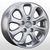 Автомобильный колесный диск R15 4*100 HND23 S (Hyundai, Kia) - W5.5 Et46 D54.1