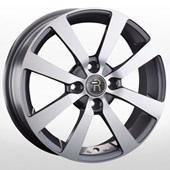 Автомобильный колесный диск R15 4*100 HND259 GMF (Hyundai, Kia) - W6.0 Et46 D54.1