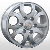 Автомобильный колесный диск R16 6*139,7 HND55 S (Hyundai) - W6.5 Et56 D92.3