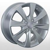 Автомобильный колесный диск R15 4*100 HND74 S (Hyundai, Kia) - W6.0 Et48 D54.1