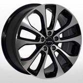 Автомобильный колесный диск R19 5*114,3 HY-2401 BMF - W7.5 Et45 D67.1