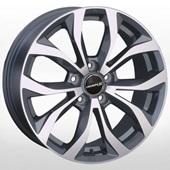 Автомобильный колесный диск R18 5*114,3 HY-2403 DGMF - W8.0 Et40 D67.1