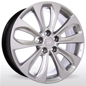 Автомобильный колесный диск R18 5*114,3 HY-2409 S - W7.5 Et48 D67.1
