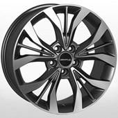 Автомобильный колесный диск R18 5*114,3 HY-2410 MGMF - W7.5 Et50 D67.1