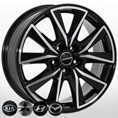 Автомобильный колесный диск R18 5*114,3 HY-2436 BMF - W7.5 Et50 D67.1