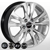 Автомобильный колесный диск R16 5*114,3 HY-2438 HS - W6.5 Et40 D67.1