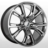 Автомобильный колесный диск R20 5*114,3 JE568 HPB (Jeep) - W9 Et28 D71.6
