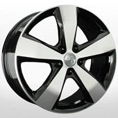 Автомобильный колесный диск R20 5*127 JE9 BKF (Jeep) - W8.0 Et56 D71.6