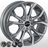 Автомобильный колесный диск R16 5*112 JH-00161 GP - W7.0 Et35 D66.6