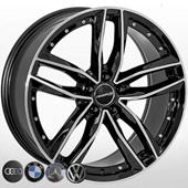 Автомобильный колесный диск R20 5*112 JH-00845B BP - W8.5 Et20 D66.6