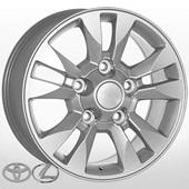 Автомобильный колесный диск R17 5*150 JH-1107 S (Toyota) - W8.0 Et60 D110.1